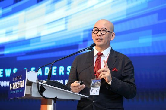 评级手机官方客户端下载-用人工智能技术赋能中国工业 访天准科技董事长徐一华