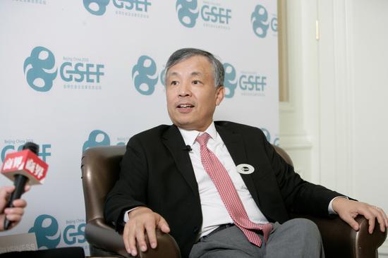 <b>陈宏:中小型企业都需要打造自己的生态圈</b>