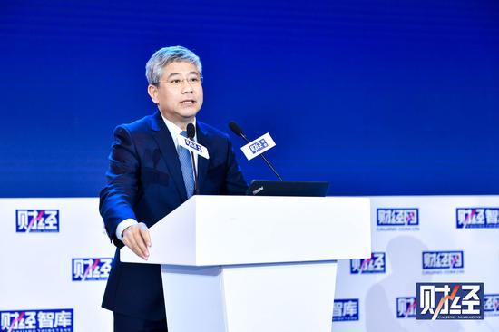 白重恩:经济转型需要改善营商环境 释放企业活力