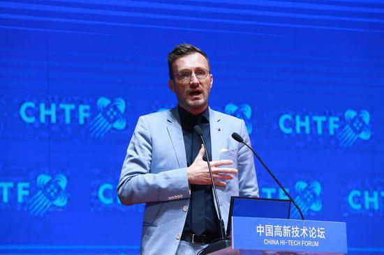 帕斯卡尔·斯梅特:希望更多的中国投资能够来到欧洲