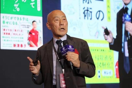 后藤俊夫:日本有21家千年企业 企