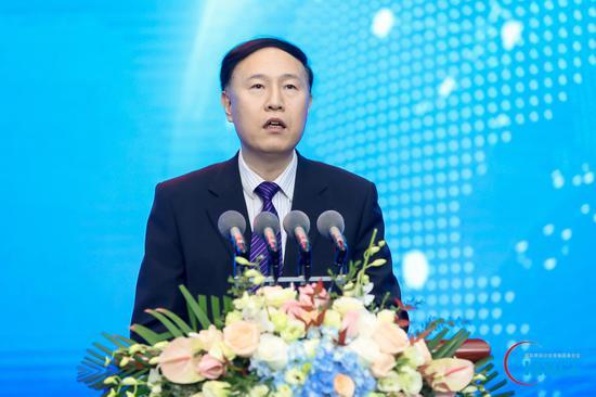 中国国务院国有资产监督管理委员会副秘书长 赵世堂