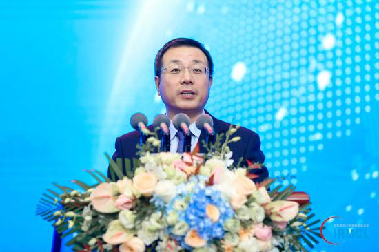 王少峰:加快建立海外联络机构 进一步加强精准对接