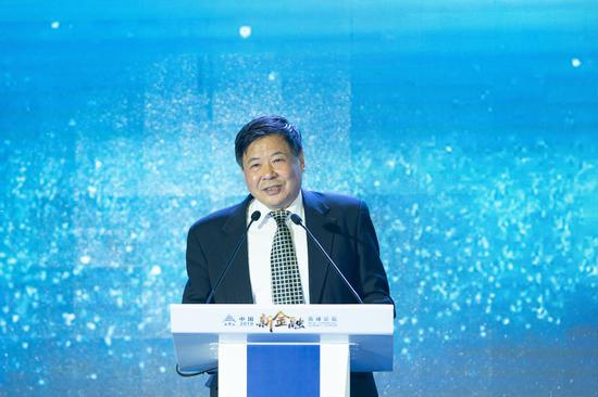 朱光耀:尽力维护国际多边贸易体系 坚持自由贸易原则