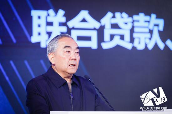 中国工商银行原行长 杨凯生