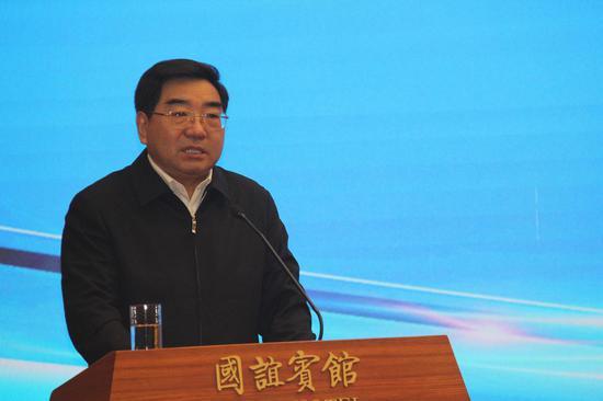 国家发展改革委党组成员、副主任连维良演讲