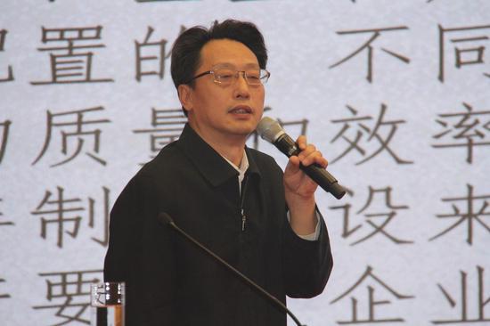 王昌林:建立法治化、市场化的去产能机制