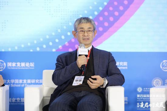 中央党校国际战略研究院院长 刘建飞