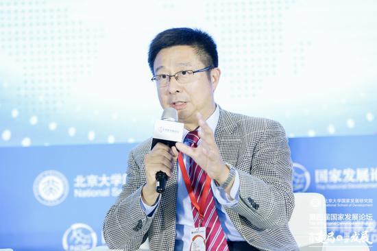 海通国际首席经济学家 孙明春