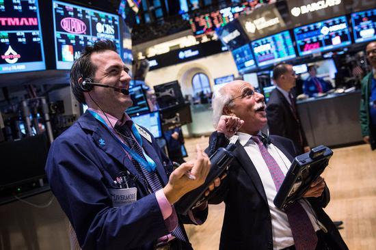午后:关注国际贸易关系发展 美股涨幅收窄