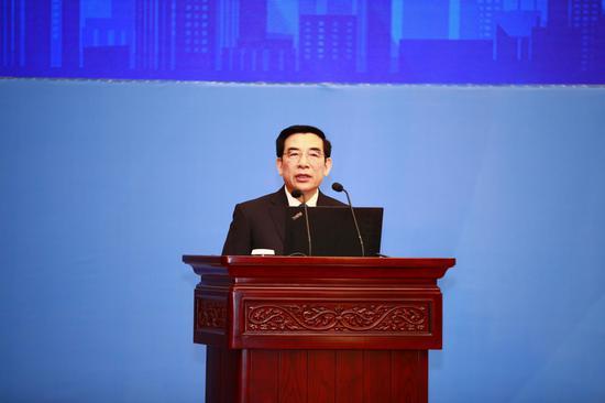 王安顺:金融服务实体经济要深化资本市场改革