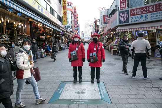 5月赴韩外国游客同比锐减99.5% 仅6111人
