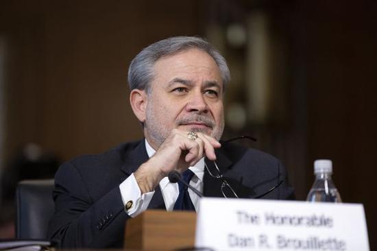 """美国能源部长:美国石油减产是"""""""