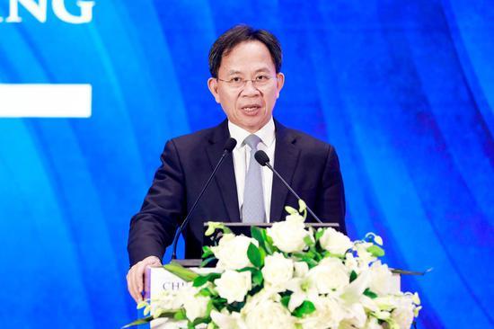 邱晓华:改善营商环境已成中国经济应对国内外挑战重要一环