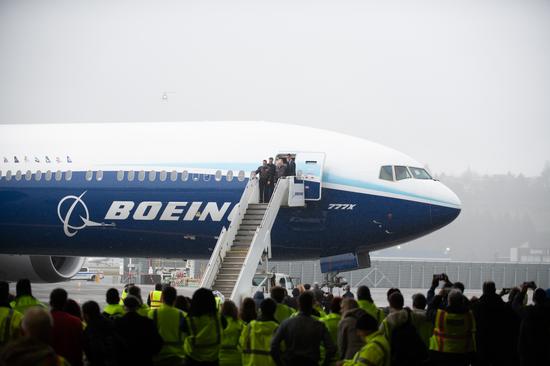 波音777X的最大买家阿联酋航空预计2021年该飞机将不会交付