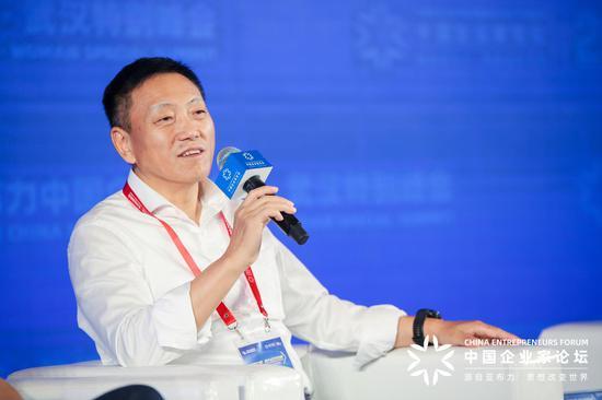 神州数码董事长郭为:武汉的机遇在新经济,在数字经济