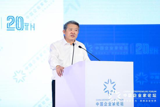 陈东升:内循环将武汉推向经济发展和增长的制高点