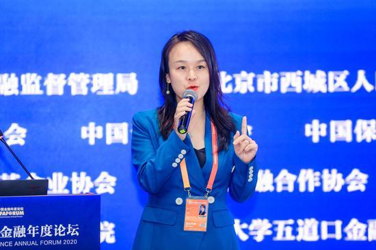 路孚特陈芳:各行各业都在全速地加速数字化改革和进程