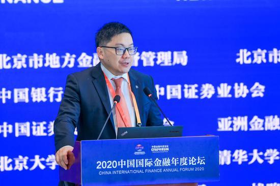 瑞银证券董事长钱于军:中国金融对外开放呈现加速度发展
