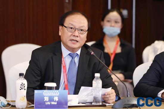 刘伟:戴尔成外资本土企业 供应链、销售、研发等都是在中国