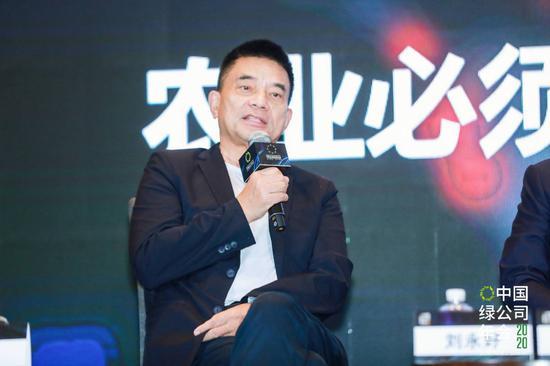 刘永好:大豆大量靠进口 公司正多做储备防止政策变化