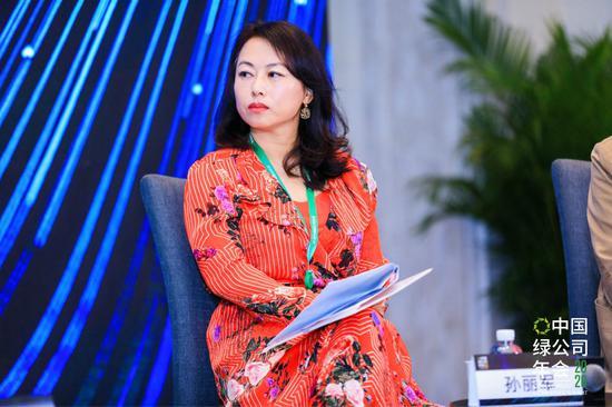 SAP孙丽军:中国工业互联网发展速度快 但集中度低
