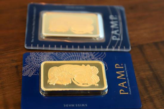 周四黄金期货收高0.2% 白银下跌约0.1%