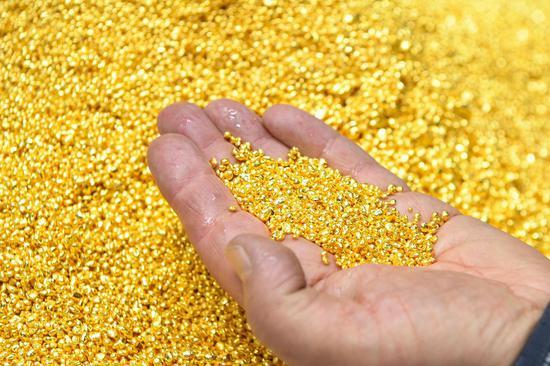 黄金期货周二收跌0.3% 4日内第3次下跌