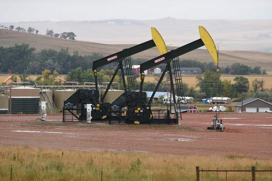 美国WTI原油周一收跌3.2% 创3周来最低收盘价