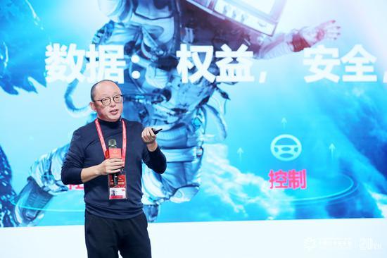 亚信联合创始人田溯宁:未来要做亚信安全 从建网变成守护这张网