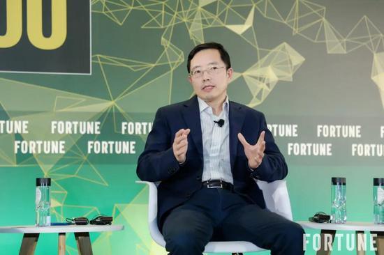 海尔智家刘建国谈人工智能:光有算法没有数据 就相当于车没有油