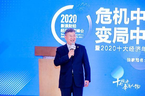 绿地集团董事长张玉良:中国的城市化要注重城市群的发展