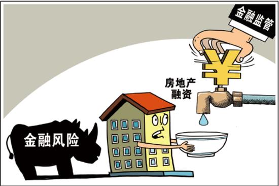 """钜派观点:""""三道红线""""又""""两道红线""""房地产基金或是房企融资未来"""