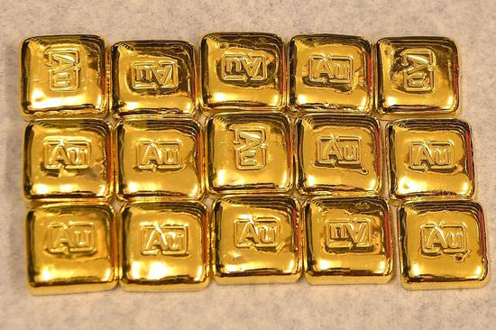 一季度黄金期货下跌9.5% 录得5年来最大季度跌幅