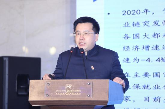 黄剑辉:企业家应为第一生产力要素 没有任正非很难成就伟大企业
