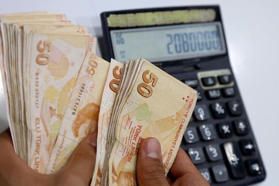 德国商业银行预计土耳其里拉汇率年底将跌至10