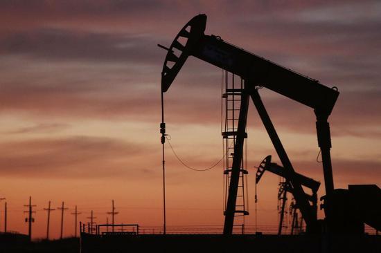周一美油收高1% 布油上涨1%