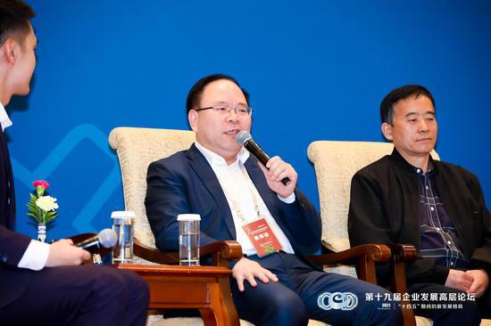 赵国锋:我是学化学的 我想在化学方面做点贡献