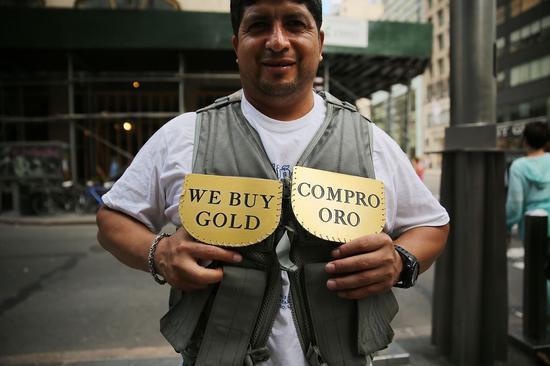 周一黄金期货收跌0.5% 部分回吐上周涨幅