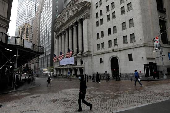 开盘:初请失业救济数据创一年新低 美股开盘涨跌不一