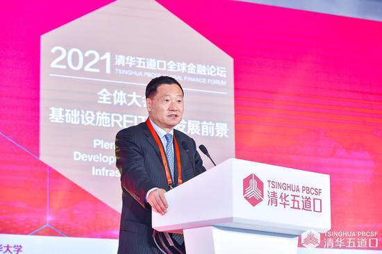 肖钢:新基建三个特点决定了企业是新基建投资的主体