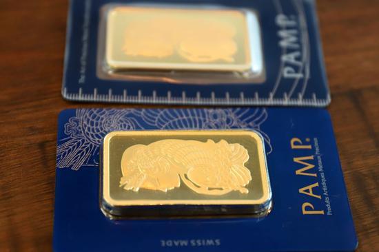 周四黄金期货价格收跌0.3% 跌破1900美元关口