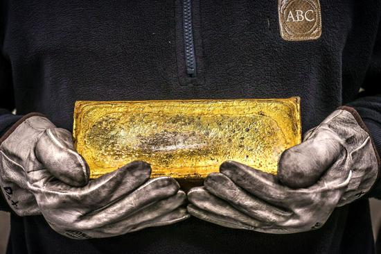 周四黄金期货收跌1.9% 创两周来新低