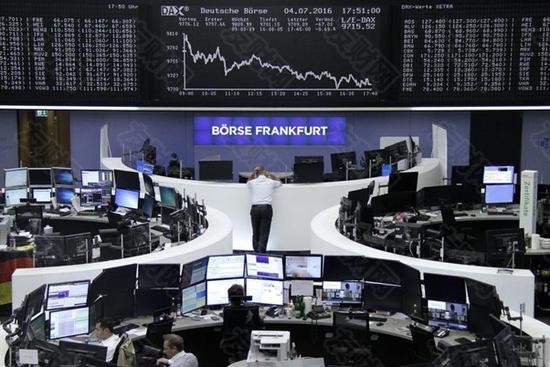 欧股收盘:中国宣布降低汽车及其零部件关税 欧股上涨欧股
