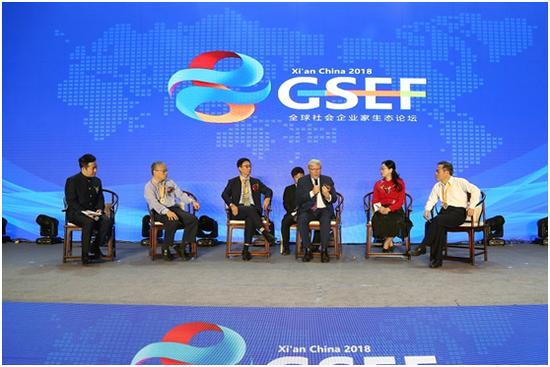澳大利亚前总理陆克文对话中国企业家