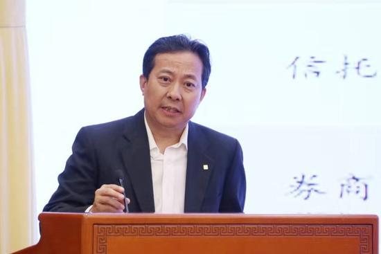 泰康集团段国圣:中国资管市场开始向成熟市场转型