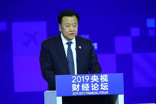 阎庆民:中国资本市场迎30周年 要提升在全球的竞争力