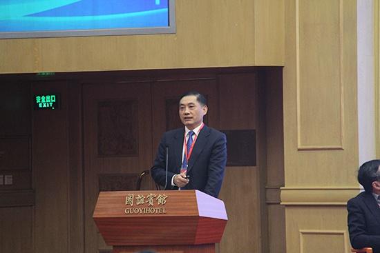 首都经济贸易大学中国ESG研究院理事长钱龙海演讲