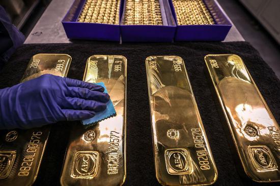 黄金期货价格收高0.4% 连续第二日上涨