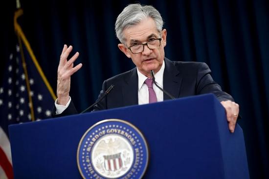 鲍威尔:若经济进展继续符合预期 美联储可在下次会议采取行动